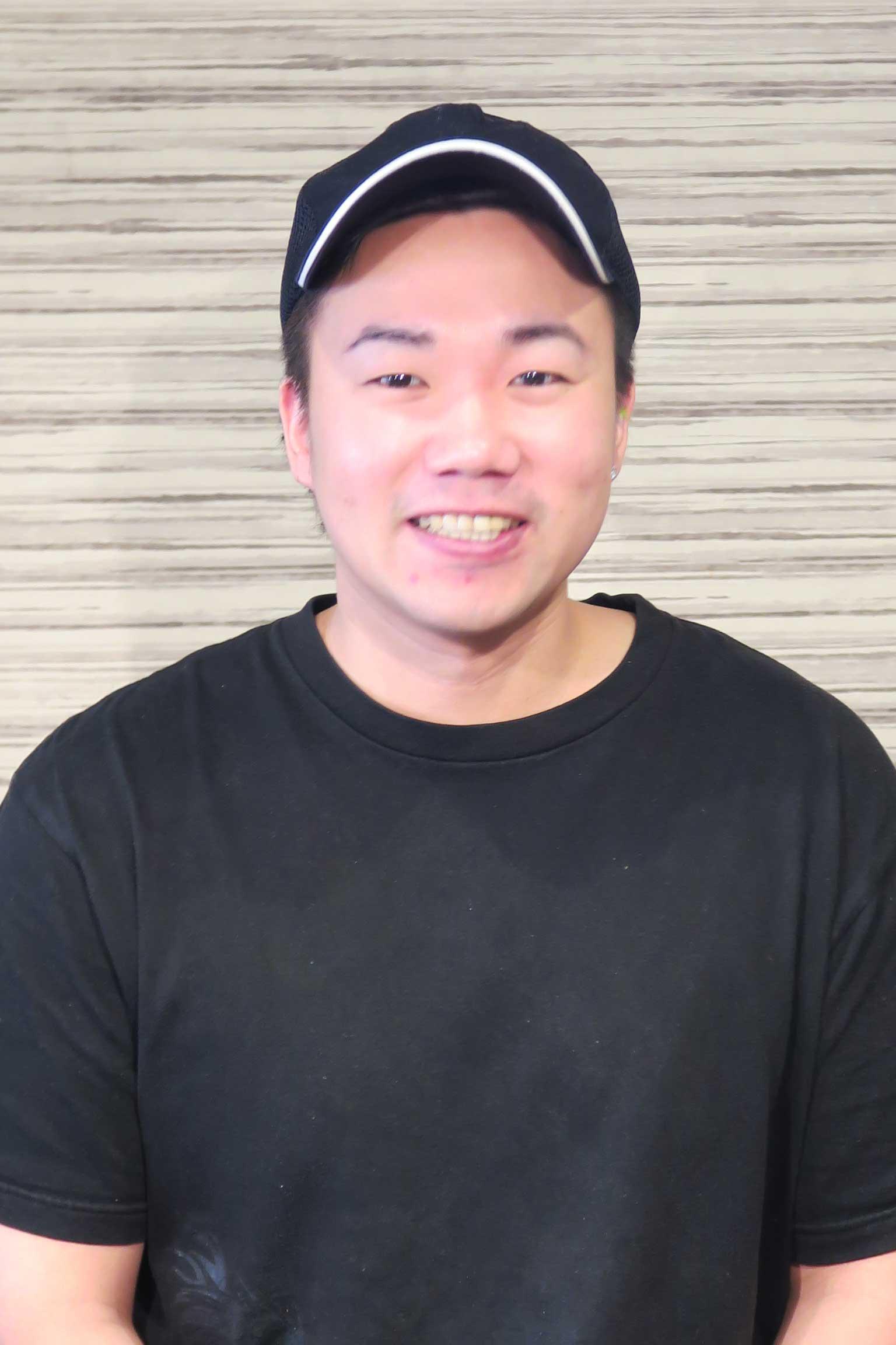 ryuko店長大澤力